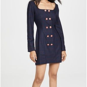 Saloni Susan dress Size 0
